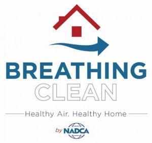 Breathing clean. Healthy Air. Healthy Home.
