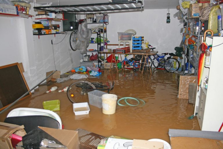 When you're hit with basement flooding, choose K-tech Kleening, the experienced water damage restoration company.