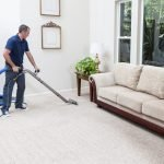 Residential and commercial carpet cleaning services