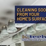 Cleaning Soot from Surfaces